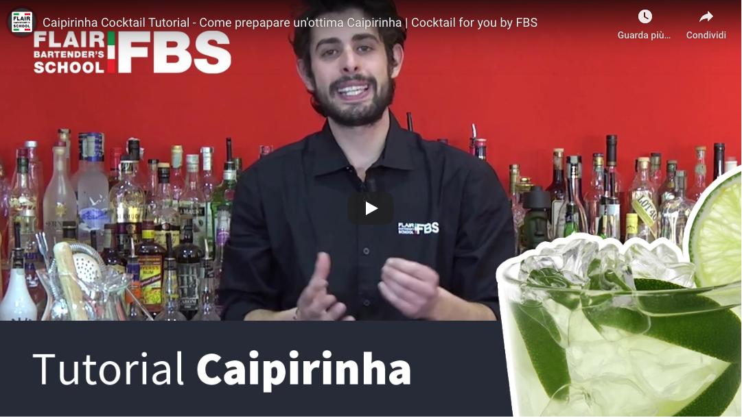 Tutorial Caipirinha cocktail – Come preparare un'ottima Caipirina