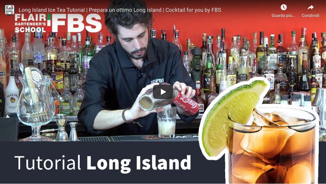 Ricetta Long island ice tea cocktail – Ecco come preparare un ottimo Long island