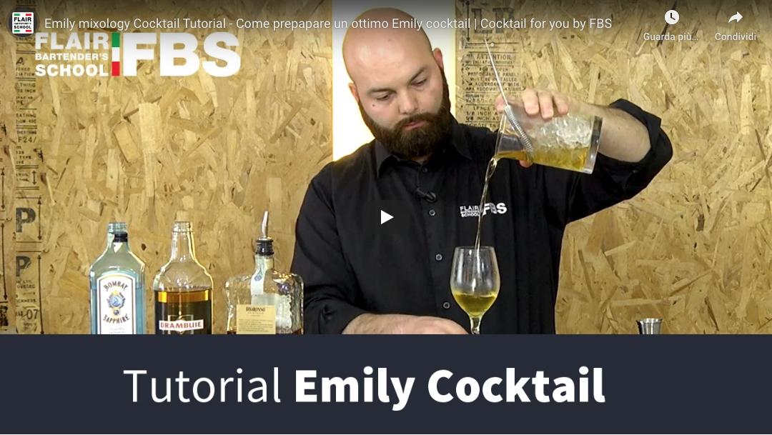 Tutorial Emily cocktail – Ecco come preparare un ottimo Emily cocktail