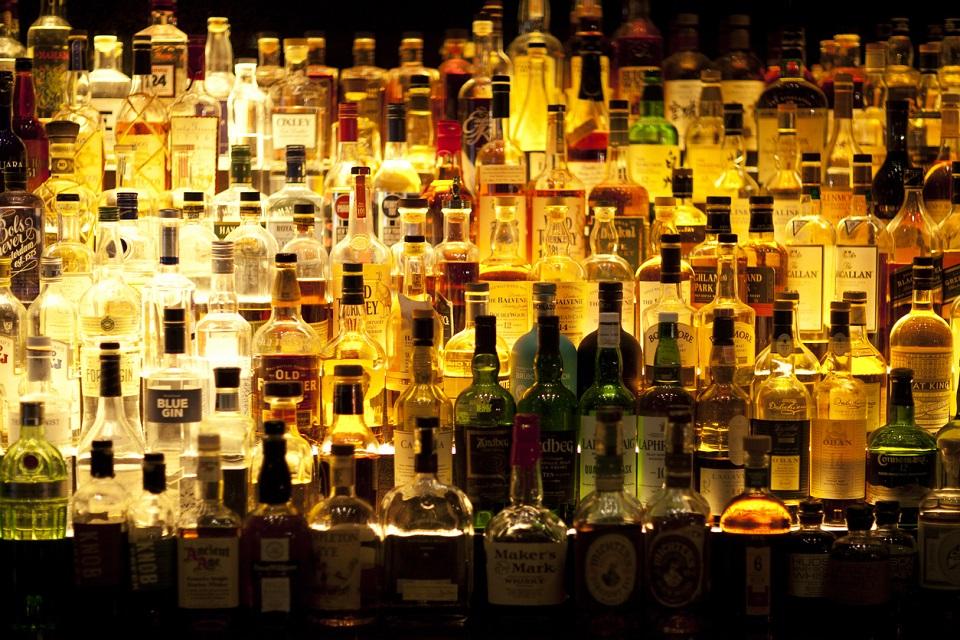 Quali sono i cocktail alcolici più forti?