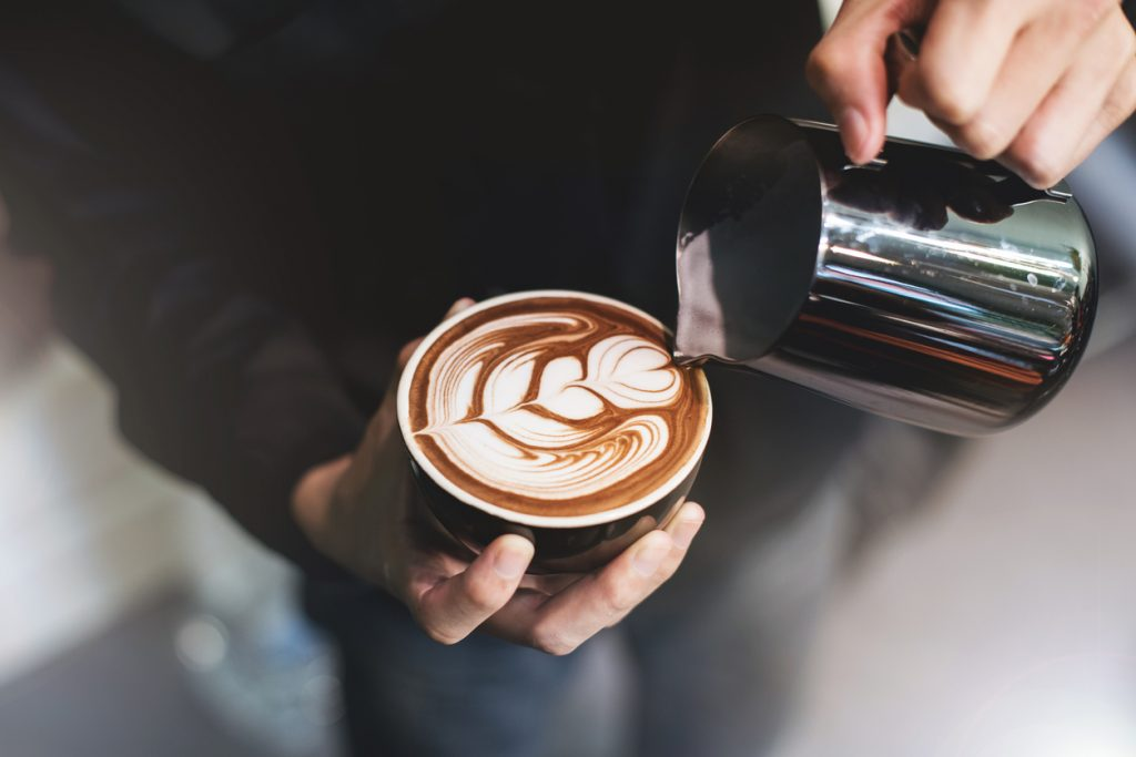 Come decorare il cappuccino in modo creativo