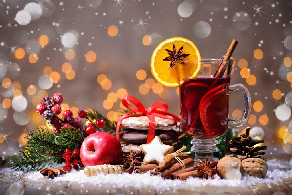 Quali sono i cocktail natalizi?