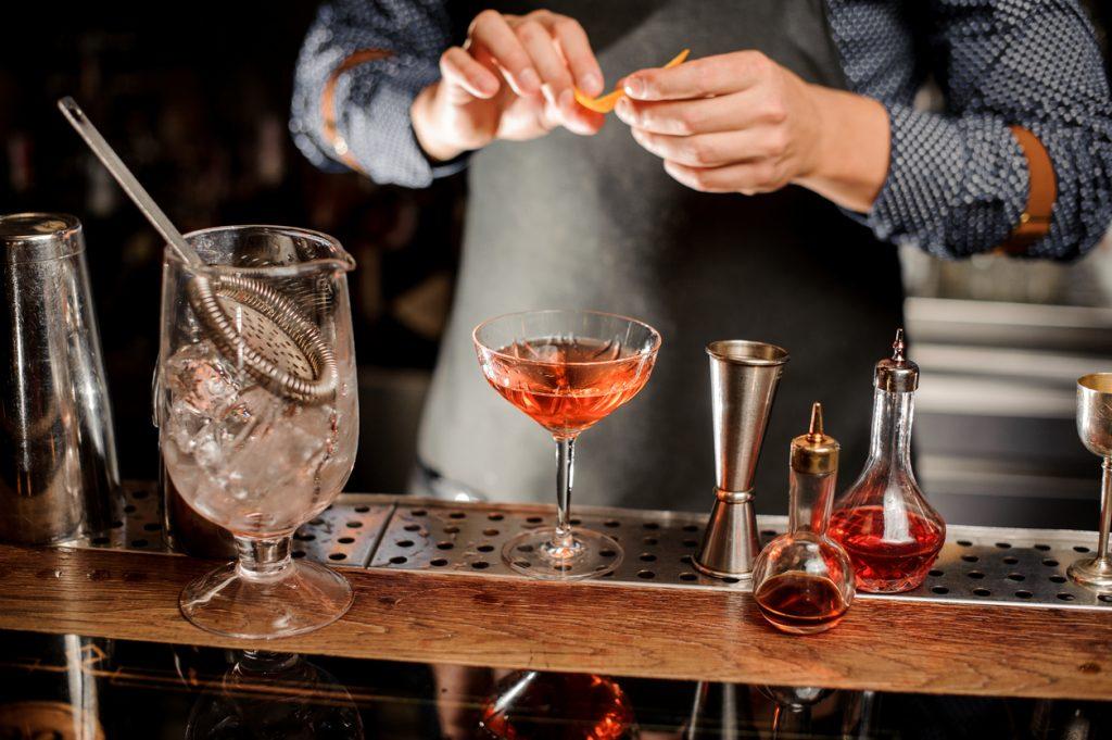 Quali sono i cocktail da mixology?