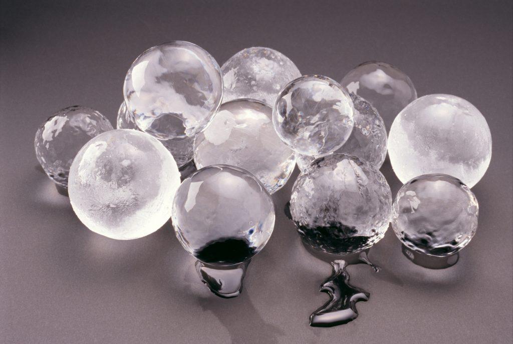 Le sfere di ghiaccio giapponesi: cosa sono?