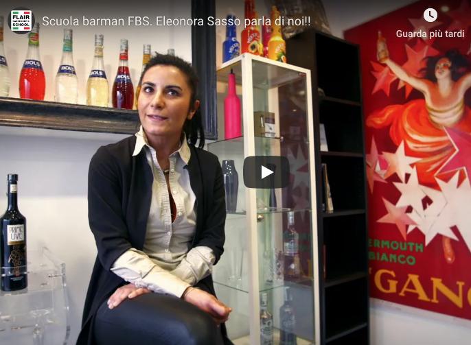 Come diventare barman, intervista a Eleonora Sasso, bar manager del Bocamora